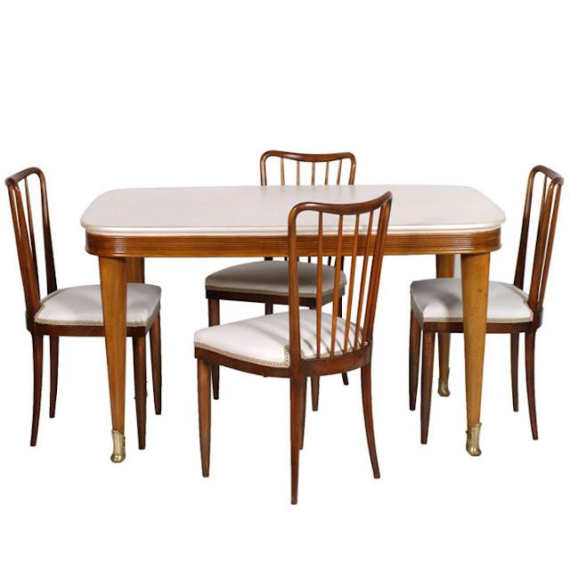 mobili art deco atelier myartistic tavolo art dec con