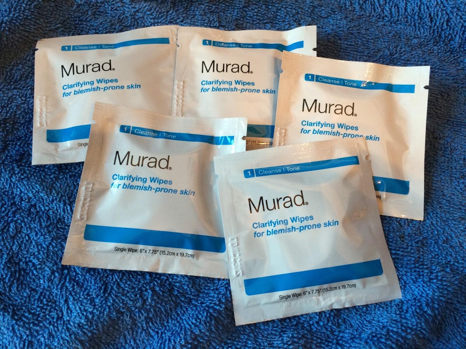 Murad Balance and Protect Travel Kit