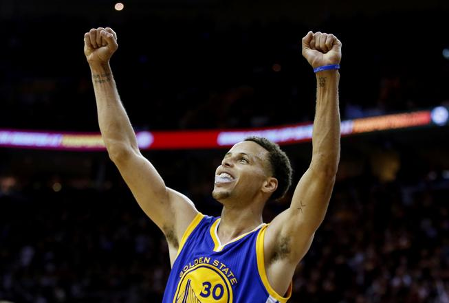 Golden State Warriors beat Beat Cavaliers to win first NBA title in 40 years