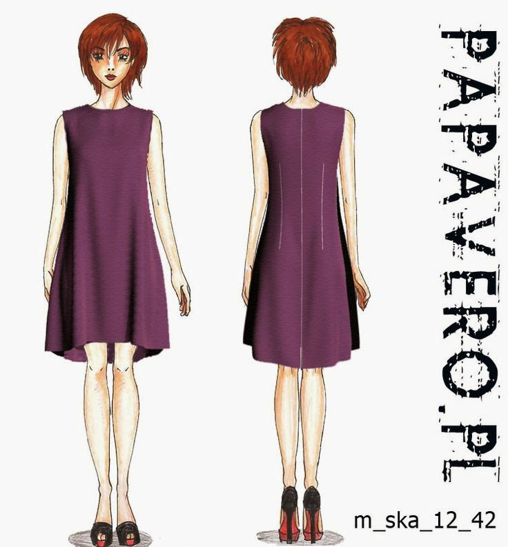 Papavero dress pattern review - All Wrapped Up