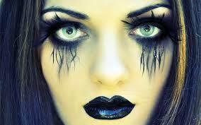 dia das bruxas maquiagem