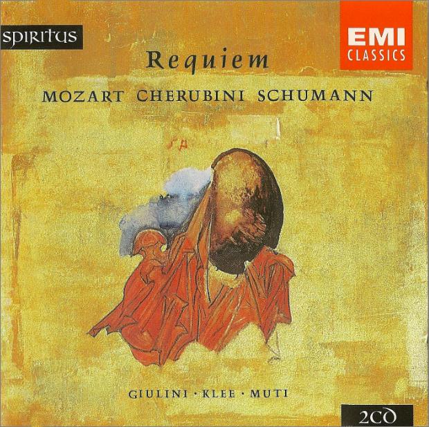 Mozart · Cherubini · Schumann - Requiem · (Giuliani · Klee · Muti)