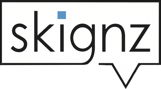 skignz logo image