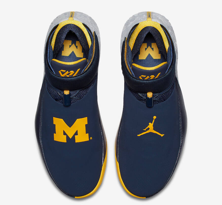 Michigan Elite Sneaks