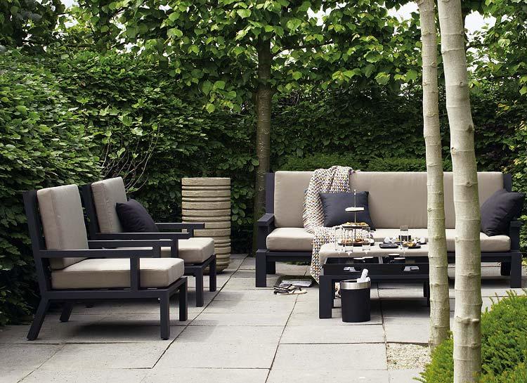 Muebles y decoraci n de interiores lindos y funcionales for Ofertas en muebles de terraza y jardin