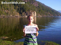 chilenos contra el proyecto de Endesa en la Patagonia