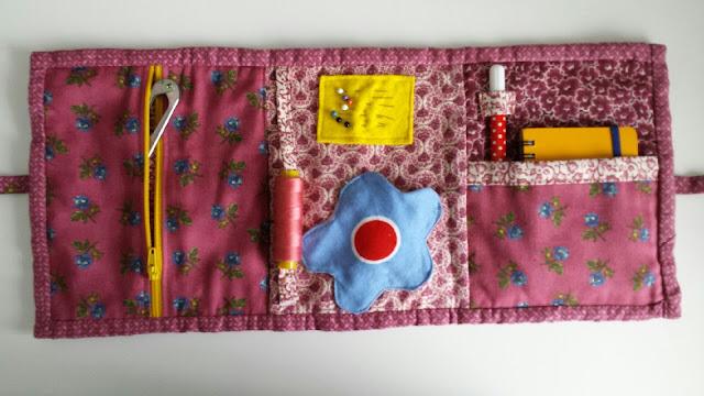 handmade binding kit