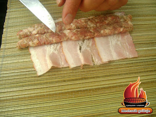 Lidl kiełbasa pikok boczek pażony w plastrach tesco zawijanie roladka hot dog mechanik Pszczyna