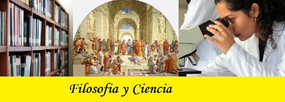 Filosofía y Ciencia