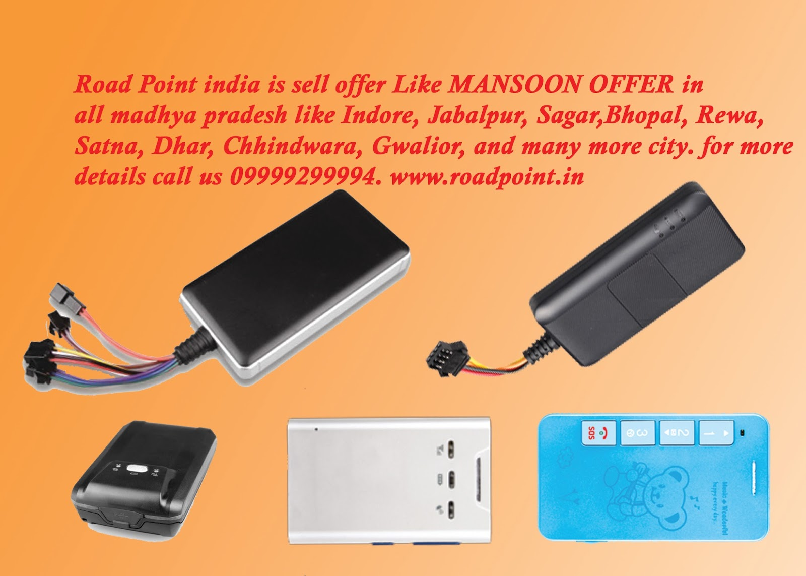 Gt 06n Gps Tracking System In Madhya Pradesh Like Indore