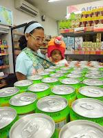 Tips Saat Belanja Bersama Anak