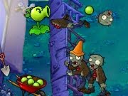 Pea VS Zombies