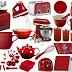 Red-hot kitchen