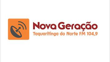 RÁDIO NOVA GERAÇÃO FM - 104,9 MHZ