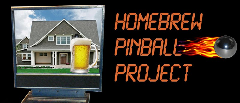 homebrew pinball