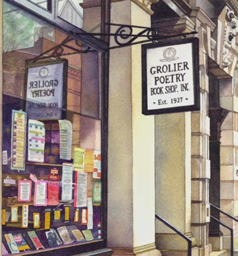 Grolier Poetry Bookshop