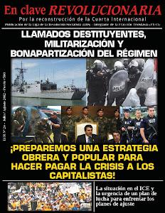 En Clave Revolucionaria 24 / Julio- Agosto 2012