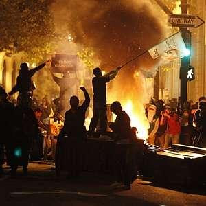 Crackdown At Occupy Oakland NPR
