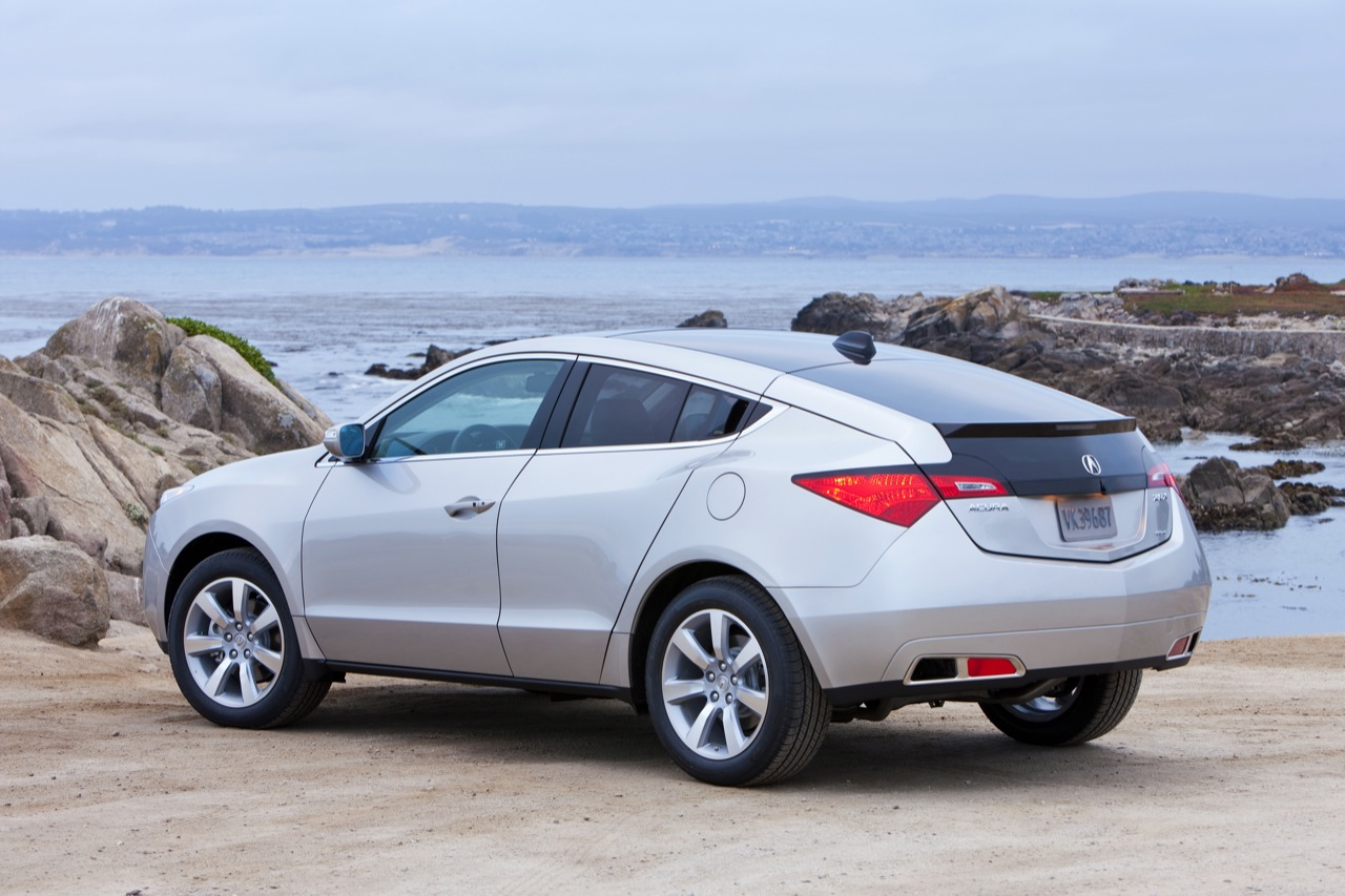 Got Broken Cars 2011 Acura Zdx