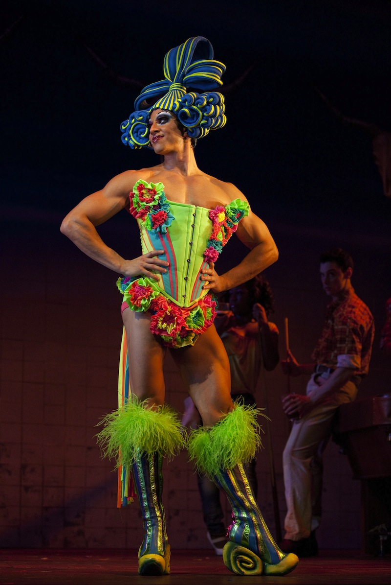 priscilla queen of the desert Adapted from the 1994 academy award-winning film, priscilla queen of the  desert is the heartwarming, uplifting musical adventure of three.