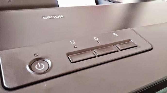 Epson L1800 photo printer quality