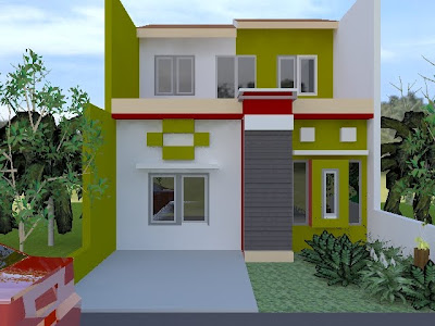 warna rumah minimalis on Hope this is useful as home design inspiration to build your dream ...