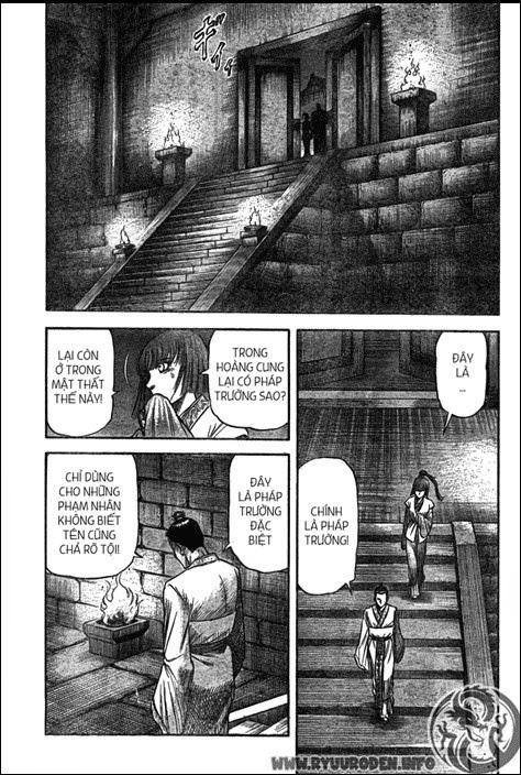 Chú Bé Rồng - Ryuuroden chap 196 - Trang 18
