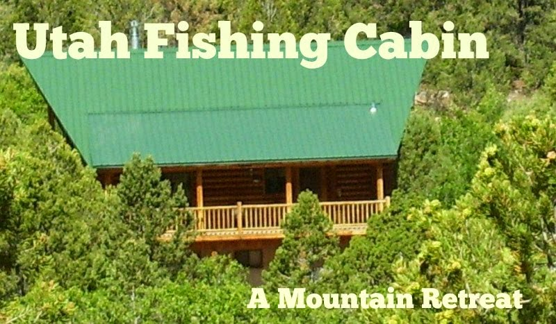 Utah Fishing Cabin