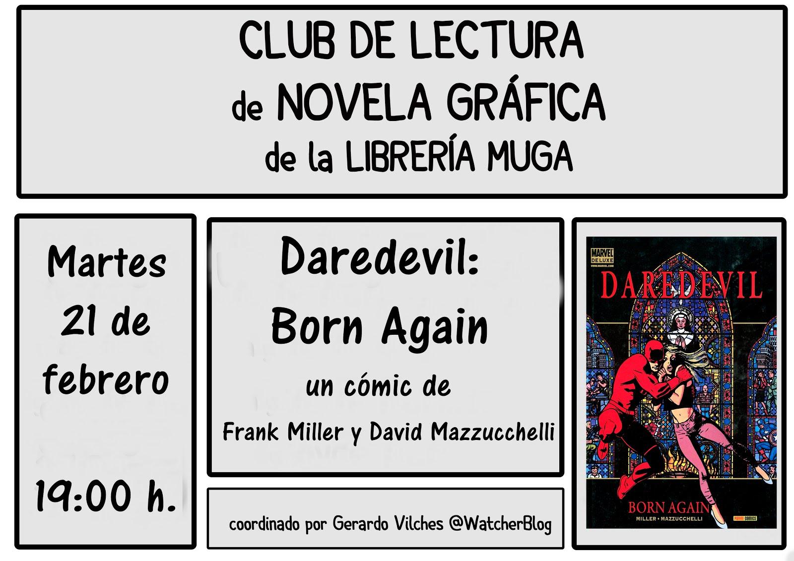 Club de lectura de novela gráfica