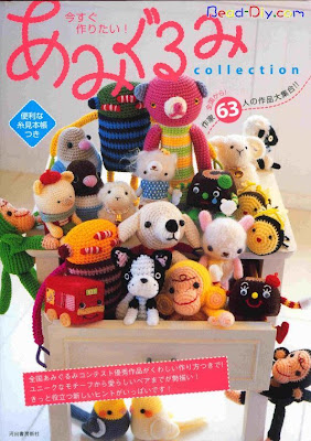 Amigurumi collection - volumen 1
