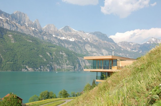 The Walensee House