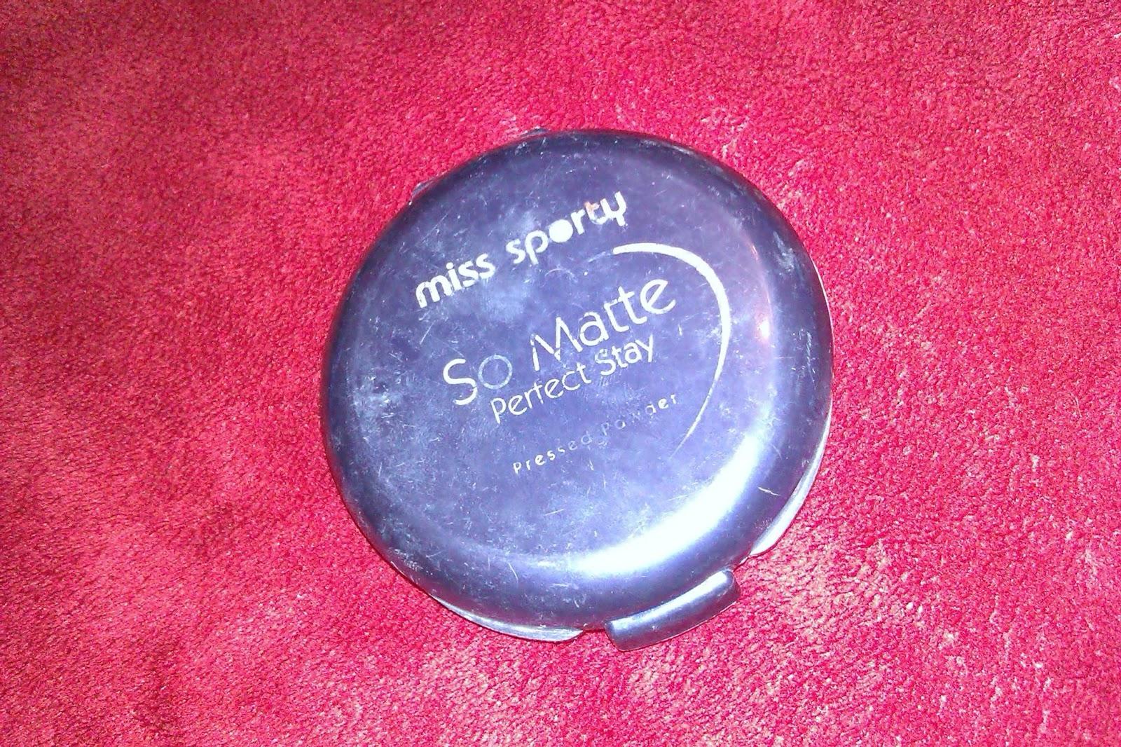 Miss Sporty... prečo nie?