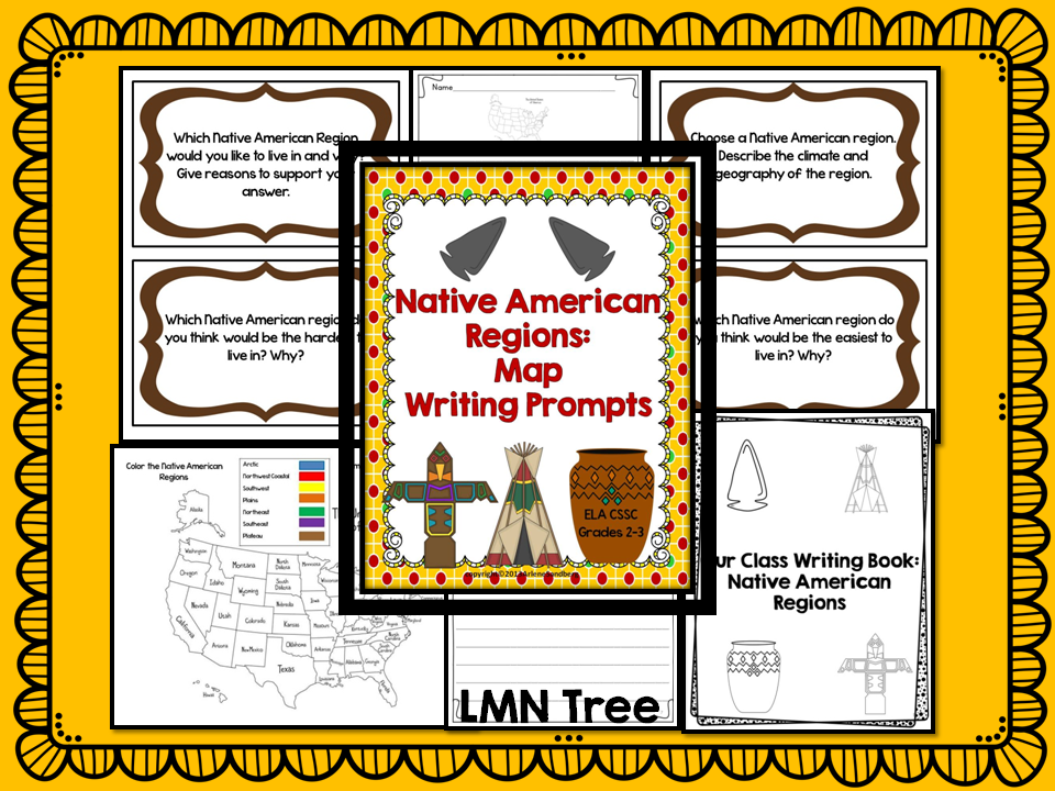 Classroom Freebies: Native American Activities Packet