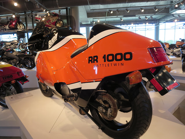 Buell RR1000 Battle Twin
