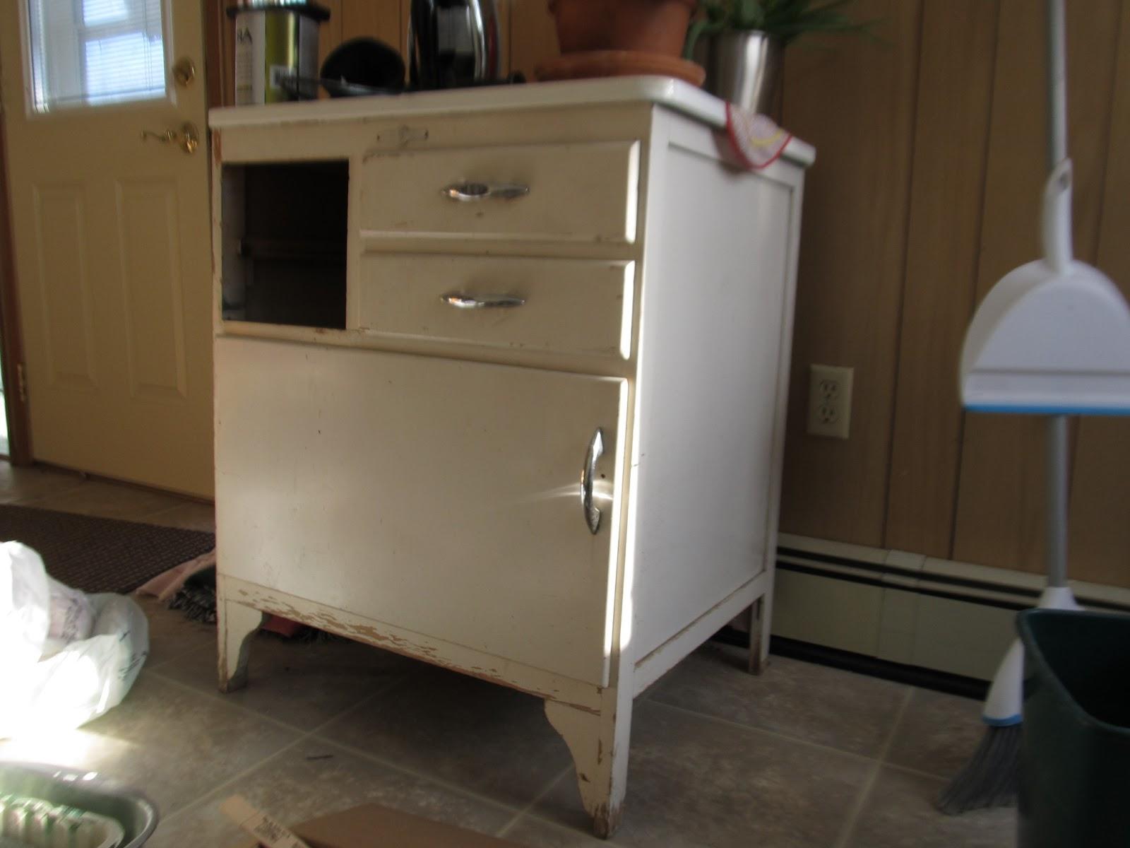Superieur Napanee Hoosier Cabinet Make Over!!