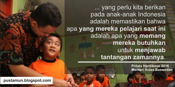 Kata-Kata Berenergi dalam Pidato Hari Pendidikan Nasional ...