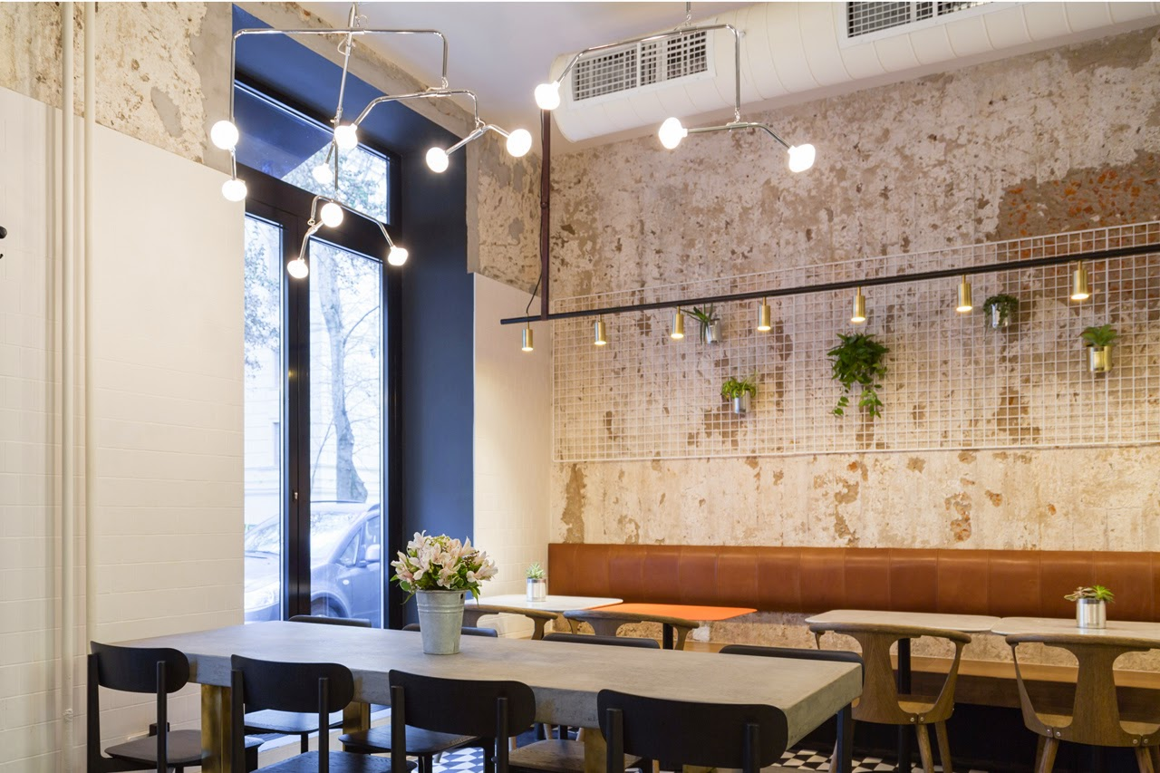 Kaper design restaurant hospitality design inspiration for Domus building cleaning