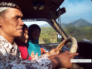 Expedisi berliburan bersama keluarga