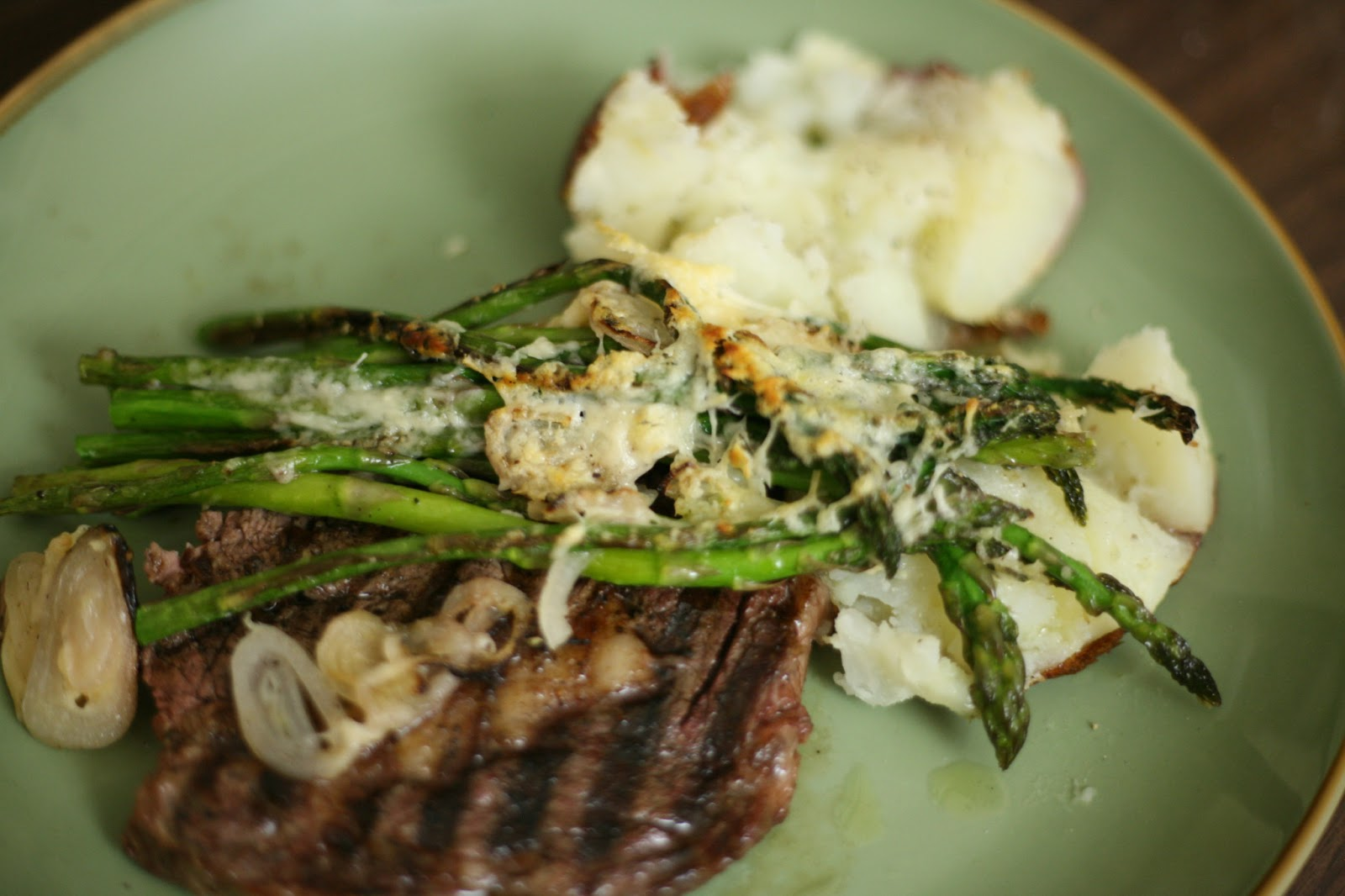 How To Cook Asparagus 5 Ways Grilling Steak: It Was Brought To My  Attention Earlier Today That Grilling A Steak Isn