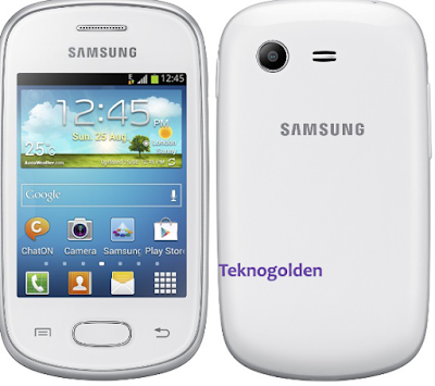 Spesifikasi Samsung Galaxy Star Plus