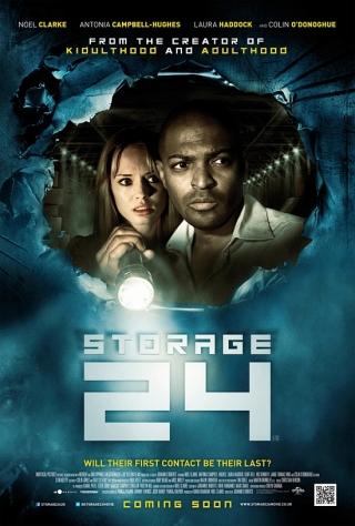 Phim Storage 24 -