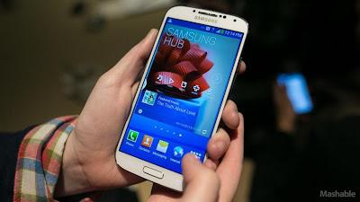Samsung Galaxy S4-7