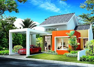design rumah tinggal oleh tarik garis konsultan