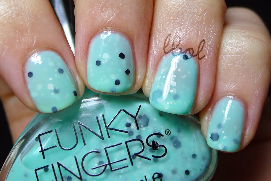 Funky Fingers - Mint Choco-Chip