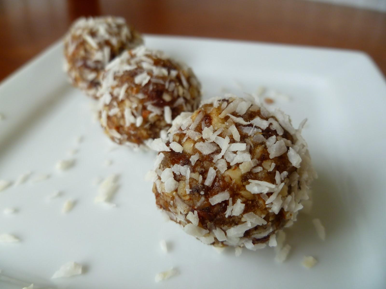Date nut balls paleo scd gaps grain free dairy