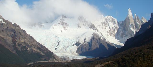 mirante do Cerro Torre