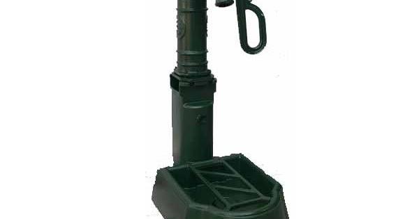 Pompage pompe eau manuelle les avantages de la fonte - Pompe a eau manuelle castorama ...