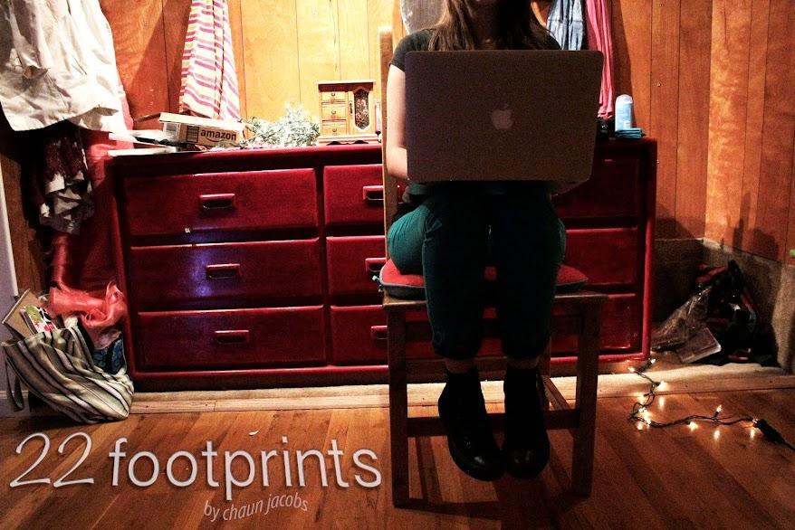 22 Footprints