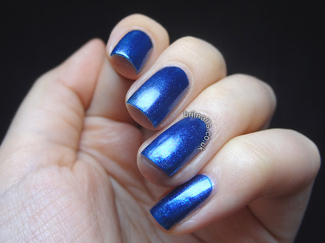 Max Factor Odyssey Blue