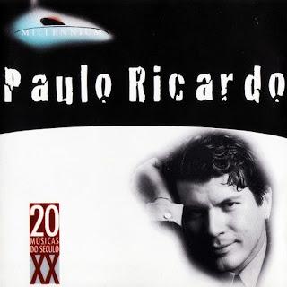 Paulo Ricardo Millennium CD Capa
